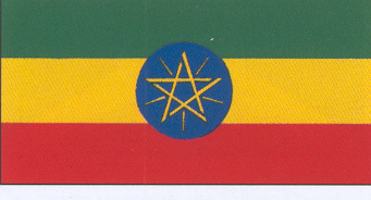 Flag family: Pan African based