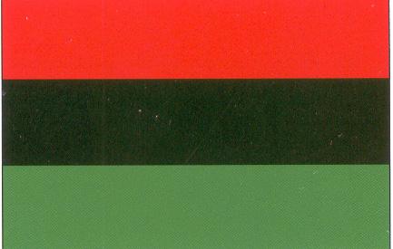 Marcus Garvey Flag