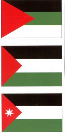 Flag family: Pan Arab