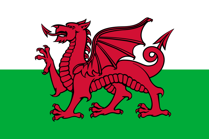 Flags Of The Six Celtic Nations